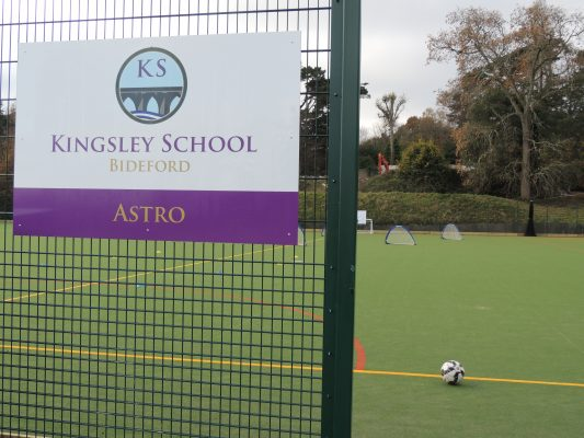 Kingsley's New Astro Pitch