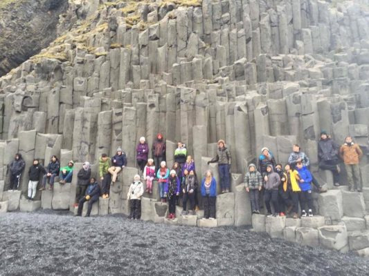 Geography Iceland Trip 2016