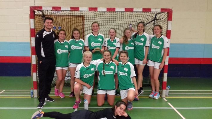 Kingsley Handball players through to the Nationals!