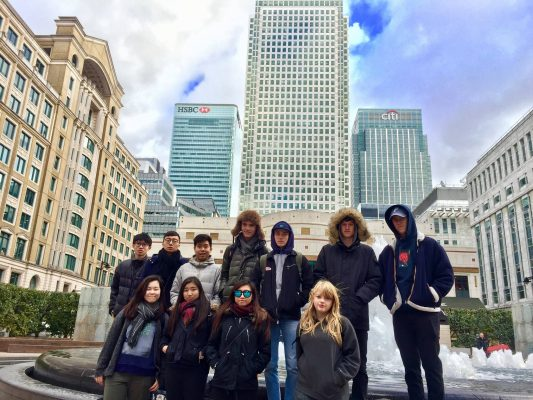 Geography/ Business London Trip 2016