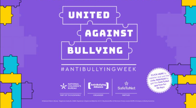 National Anti-Bullying Week 2020
