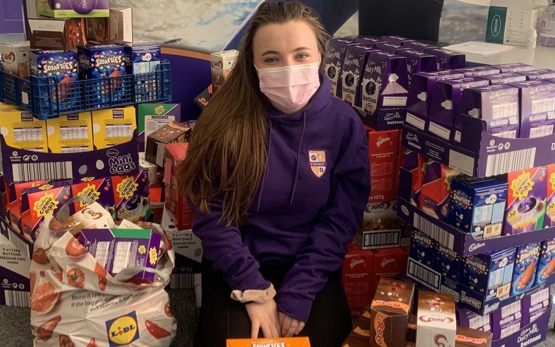 Lottie's Easter Egg Appeal