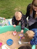 Early Years Sand Pit